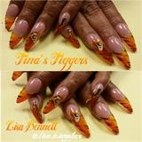 Tina's Tiggers complete.