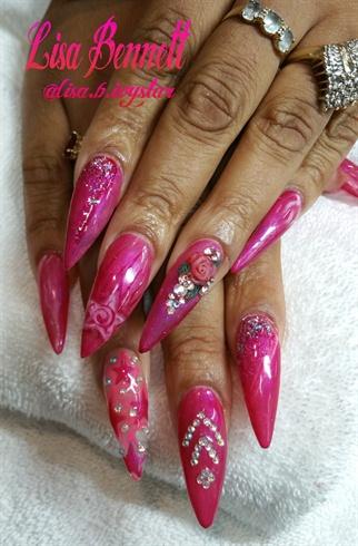 Custom Pink