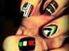 Rastafari Nails:)