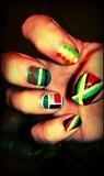 Rastafari Nails:))