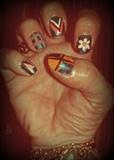 Peace and Harmony Nails:)