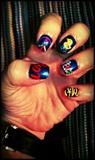 Peace and Harmony Nails
