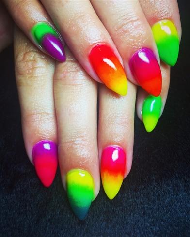 Summer Neon Candy