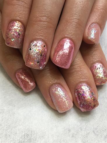 pretty pinks .