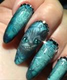 Halloween Cheshire Cat 🐈