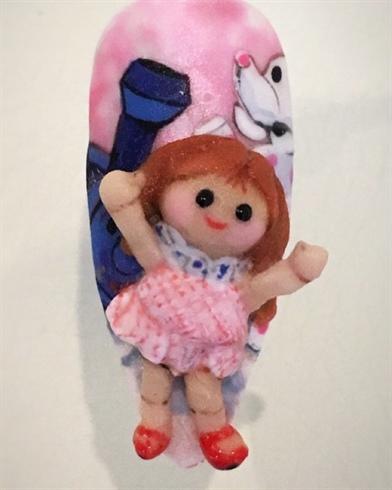 A Christmas Dolly