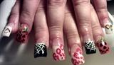 dielia's halloween nails