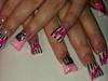 flare nail tips