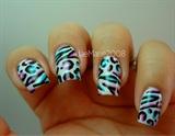 Double Zebra & Leopar Print