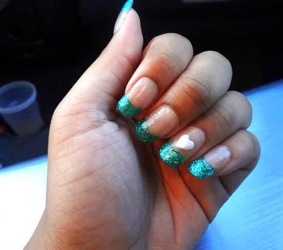 My 2nd Acrylic Nails!