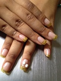 My Golden Nails