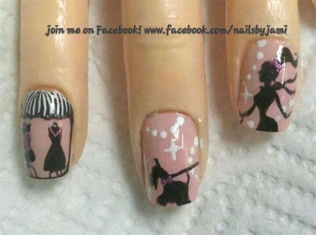 Shopping nails