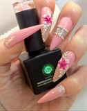 Pink Gel Polish