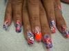Auburn nails