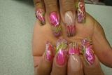 Pink -n- Green.