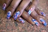 Mrs.Patriotic ;)