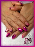 Gradient lilac