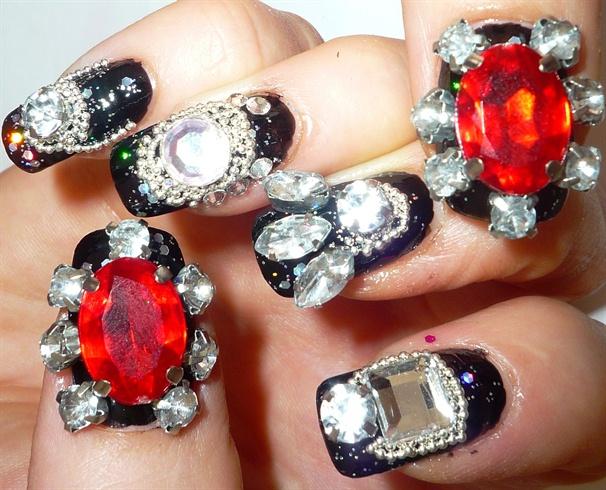 3d Japanese Nails Nail Art Gallery