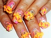 3d bell flowers