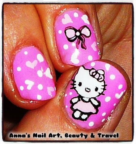 Hello Kitty I love you 2
