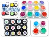 Bornprettystore 3D Gels