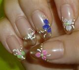 3D Gel Spring Flowers