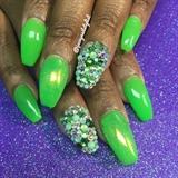 Lime bling
