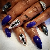 Sns dip nails
