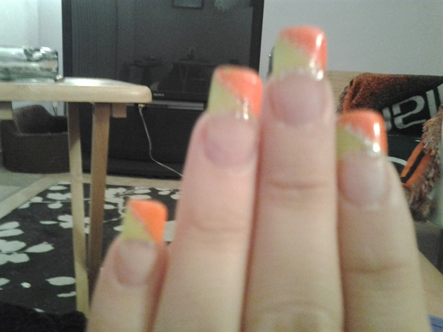 UM Hurricanes Green & Orange French