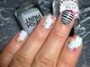 mix & match floral nail art