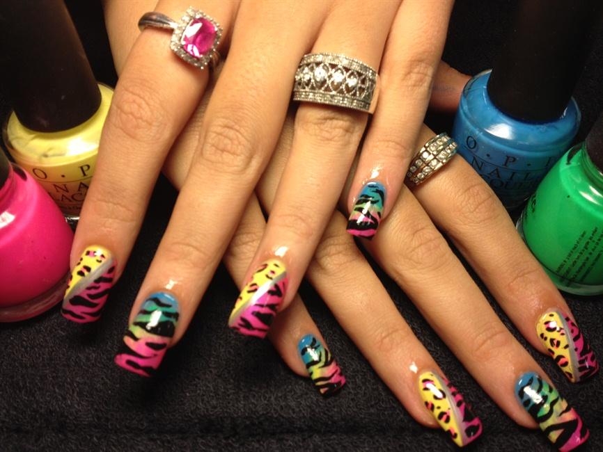 Jersey Nails - Nail Art Gallery