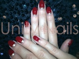 Pin up Classic Nails