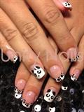 Panda Expressed Nails
