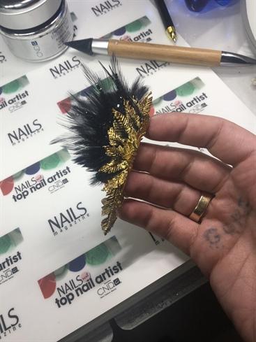 NTNA 5 pre challenge #1 Feather Fantasy