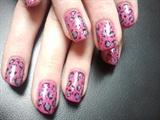 pink cheetah