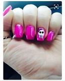 My Girly Skull!