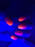 Neon Pink/orange