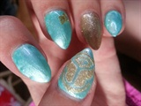Tomorrowland nails