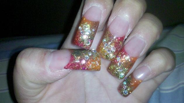 November Nails By Jess1304