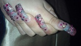 Pink Naills