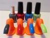 nail tips polish practice