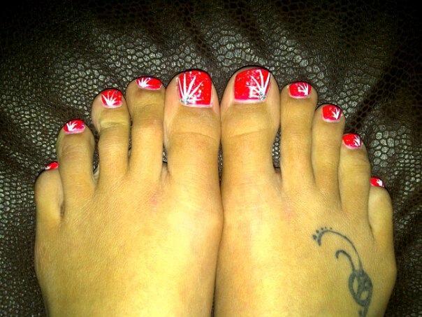 Nail art toes nail art gallery nail art toes prinsesfo Image collections