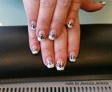 paint drip nails!