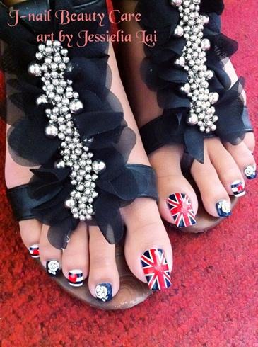 British Toes