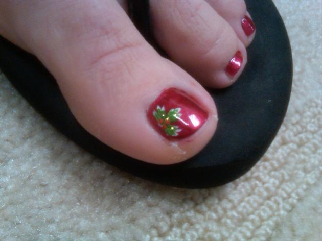 more mistle-toe please!