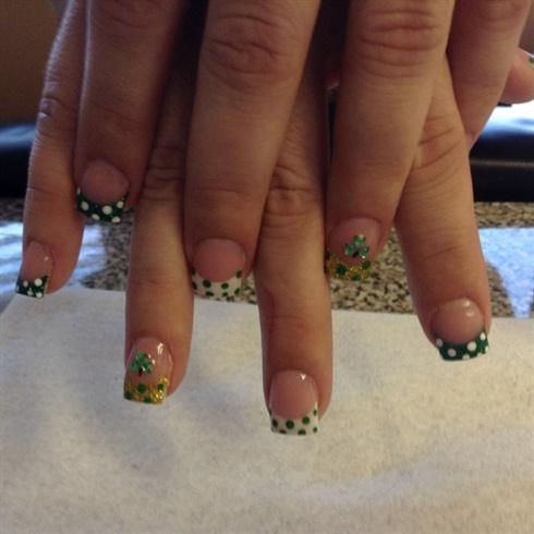 Saint Patrick's Day Nails