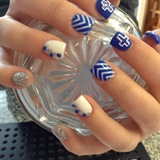 Nails With Crosses