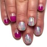 Color Washed Gel Manicure