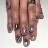Mandalas Gel Manicure