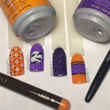 Halloween Nail Samples